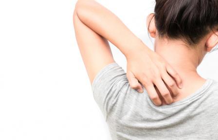 incapacidad dermatitis